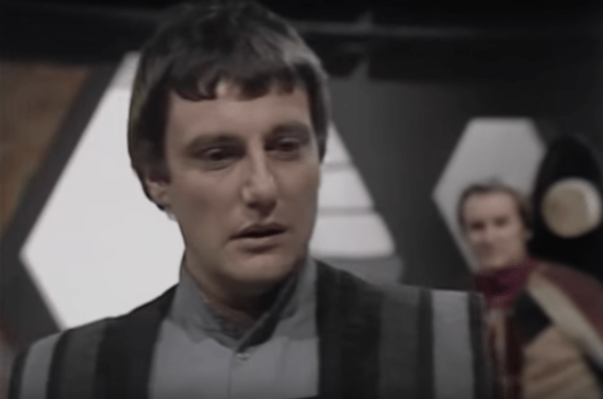 Paul Darrow Avon Blake's 7