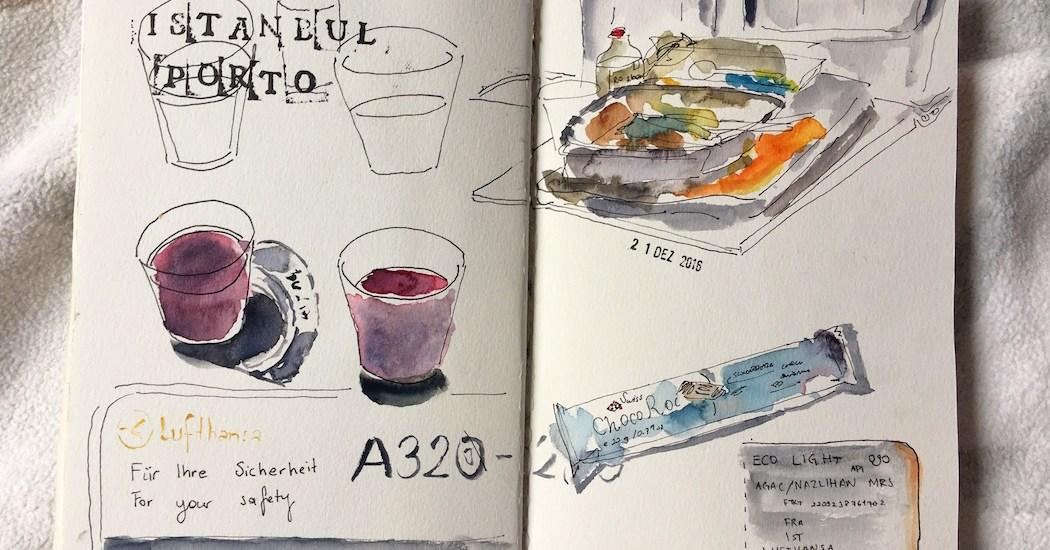drawing blog blogger watercolour