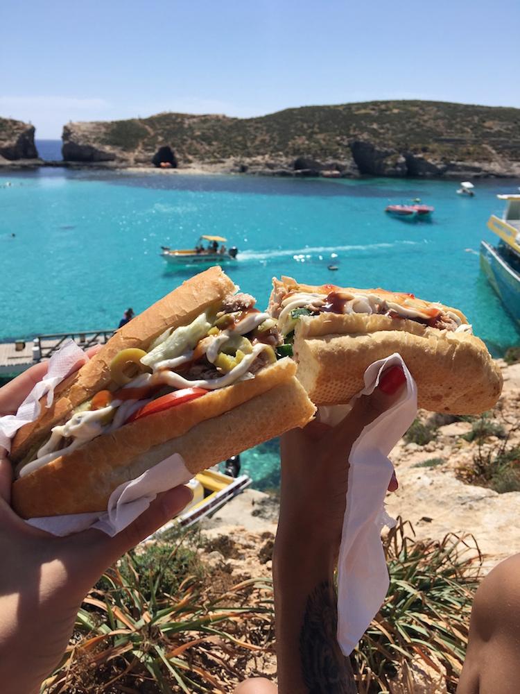 malta comino blog blogger gezii rehberi