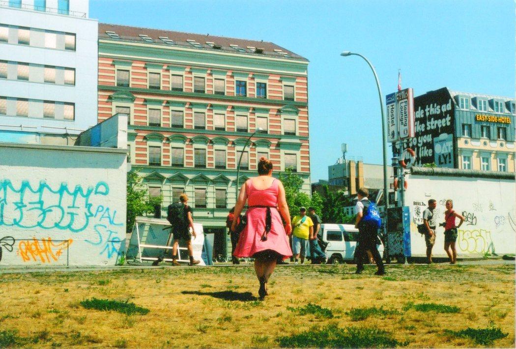 berlin blog seyahat mitte