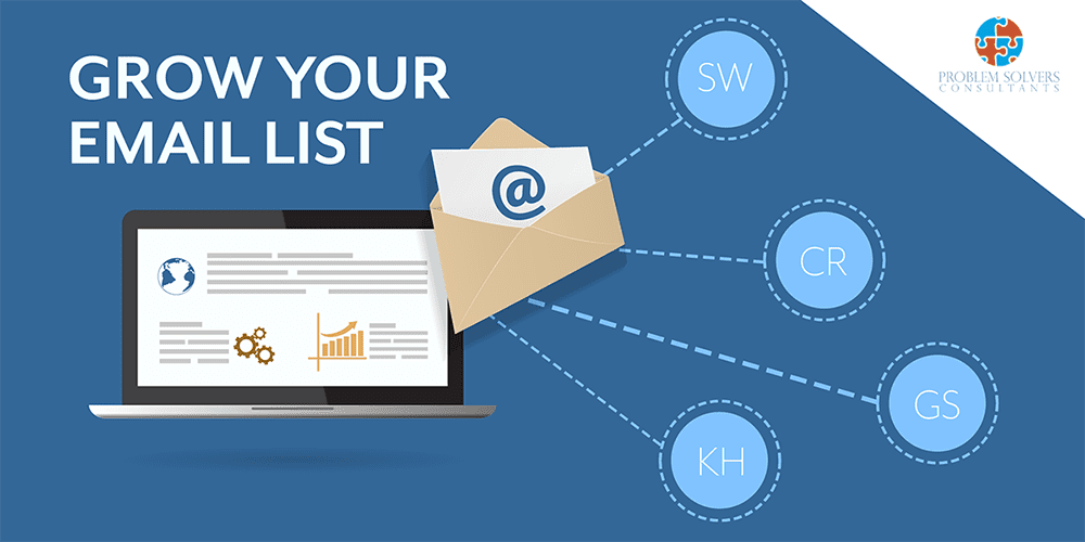Having Trouble Growing Your Email List?