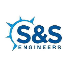 S&S Engineers Logo Transparent