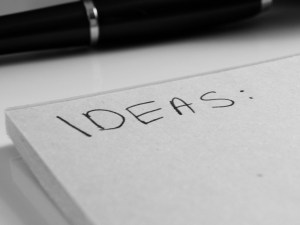 ideas for blog