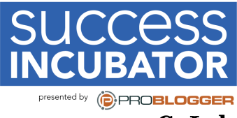 Success Incubator: Sep 24 & 25