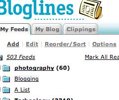 My-Bloglines