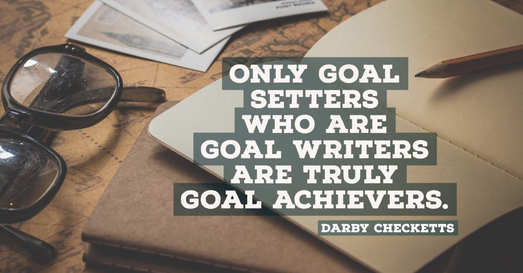 How To Achieve Your Goals - Hint #1