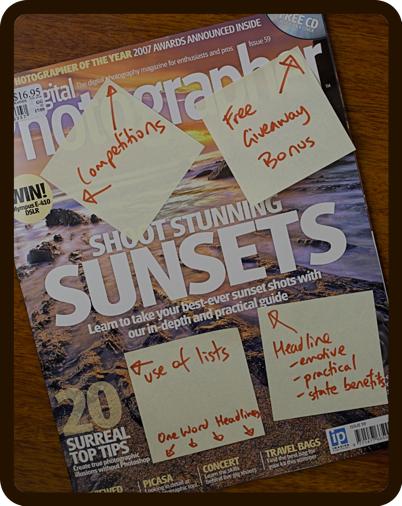 Magazine-Analysis