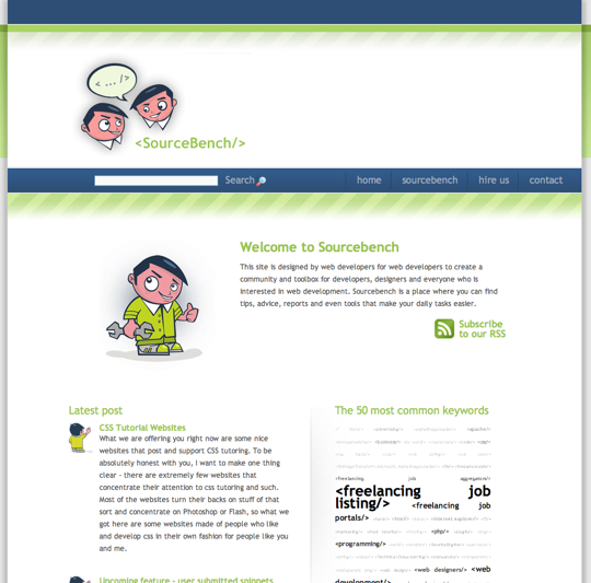 Sourcebench-Screencap