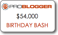 Problogger-Birthday-Bash