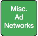 miscellaneous ad networks