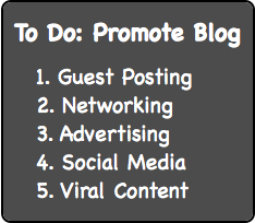 Blog-Promotion Strategies