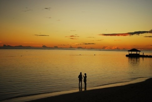 Fiji's Coral Coast (image is author's own)