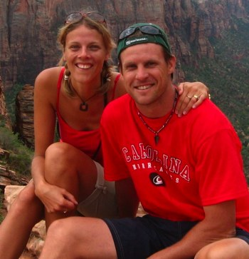 yTravel Blog's Caz and Craig Makepeace