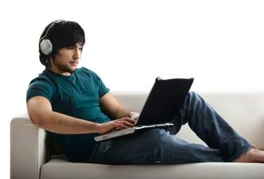Blogging to music