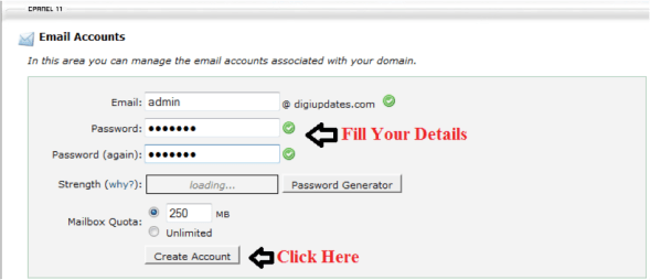 How to Set Up an Email Account that Uses Your Domain Name