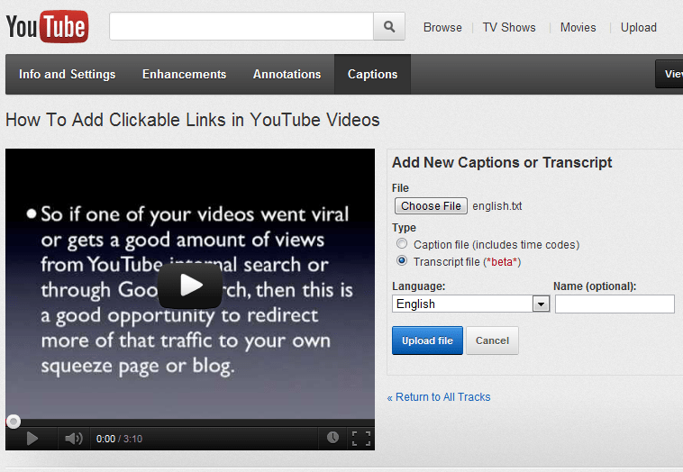 SEO Your YouTube Videos in 10 Steps