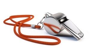 Whistle coaches use