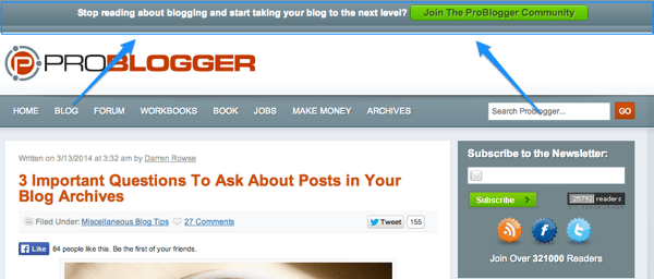 3 Important Questions To Ask About Posts in Your Blog Archives ProBlogger 3