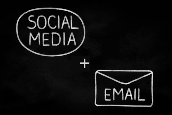 social plus email