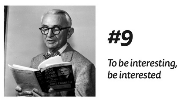 17 - be interesting