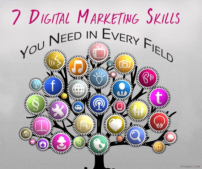 Digital Marketing Skills 1