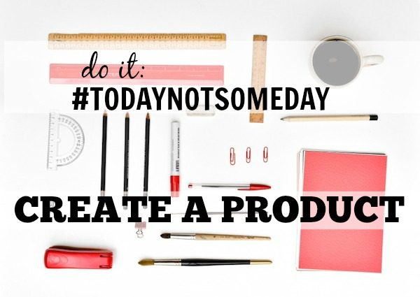 Have that thing you want to do someday? Do it today instead, and watch your blog and business grow!