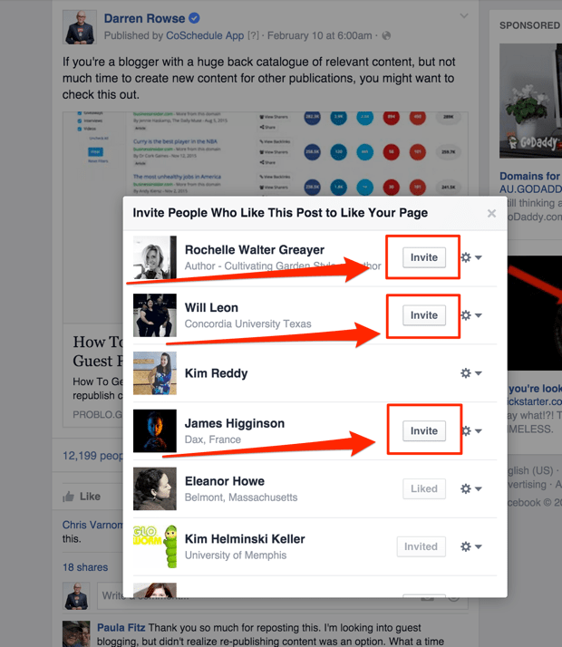 A Quick way to Get More Facebook Likes for Your Facebook Page