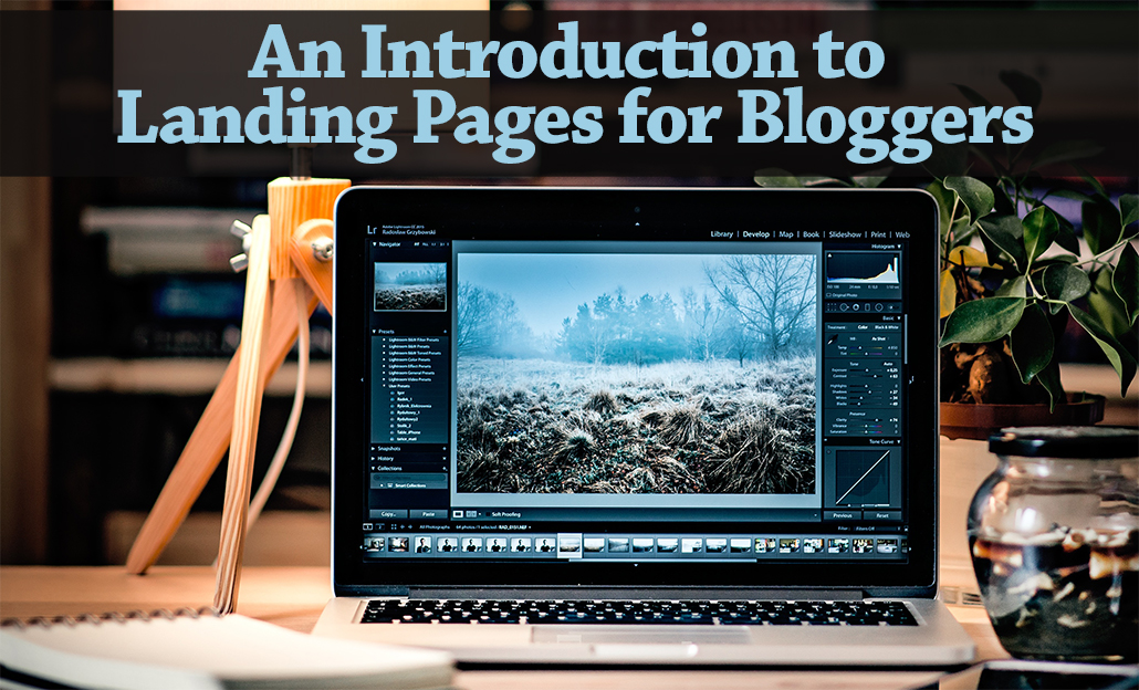 PB099: An Introduction to Landing Pages for Bloggers - An Interview with Tim Paige from LeadPages