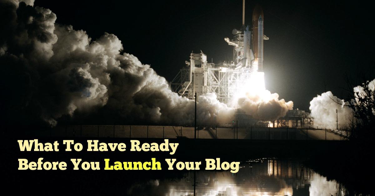 launch blog