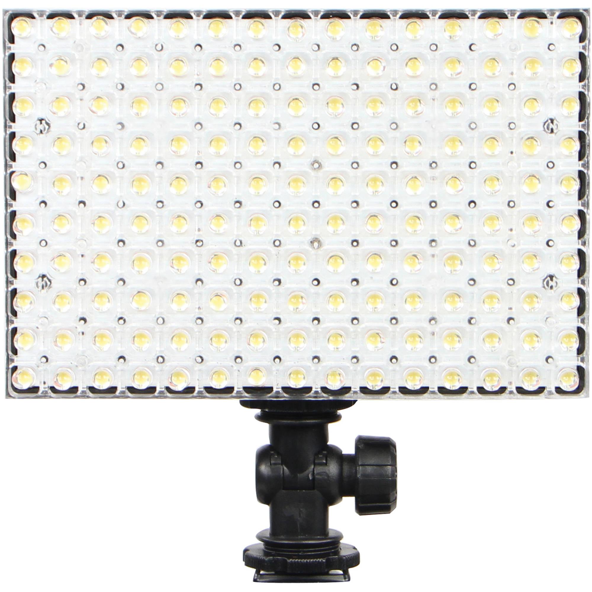 led lights facebook live video