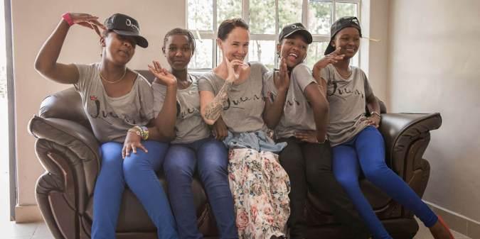 Rafiki Mwema Girls
