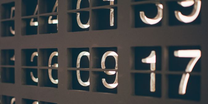 Use numbers effectively in your blog posts