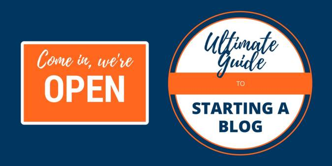 Start a blog course open