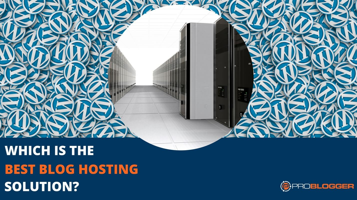 Best blog hosting
