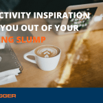 Productivity Inspiration to Get You Out of Your Blogging Slump