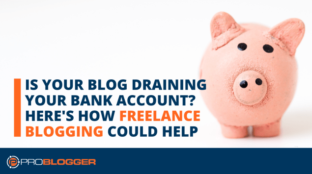 Freelance blogging