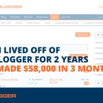 How I Lived Off ProBlogger for 2 Years and Made $50,000+ in 3 Months