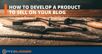 How to create products and sell them on your blog