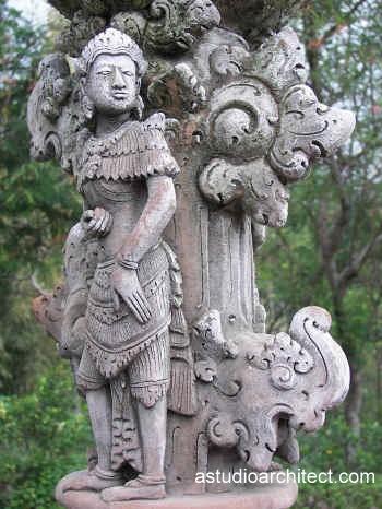 Kaliandra dan telaah tradisi arsitektur Nusantara