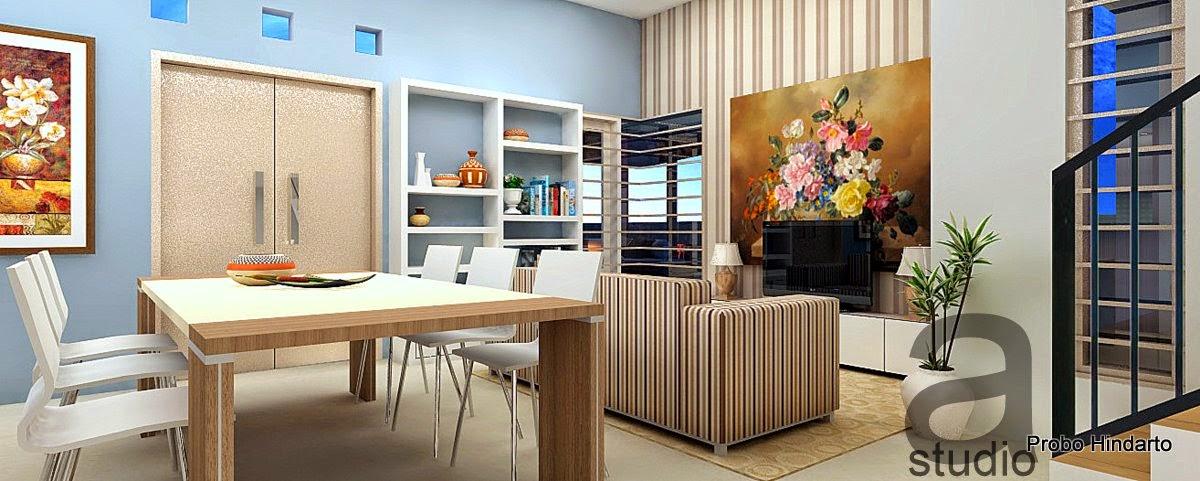 bagian rumah  Arsitektur rumah tinggal dan desain interior