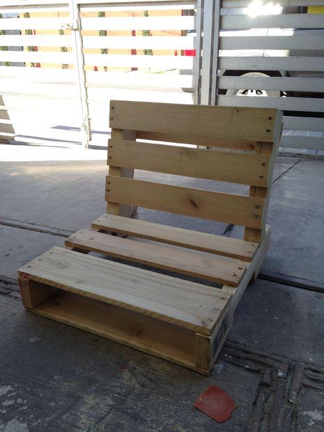 Cara Membuat Kursi Dari Kayu Bekas : membuat, kursi, bekas, Membuat, Kursi, Sadaran, Tangan, Palet, Murah, Weekend, Project, Arsitektur, Rumah, Tinggal, Desain, Interior