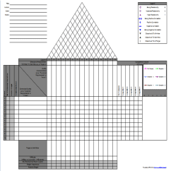 House Of Quality Six Sigma Diagram The Periodic Table Qfd Template Pictures To Pin On Pinterest - Pinsdaddy