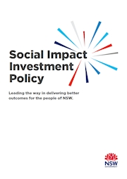 Social Impact Investment Policy