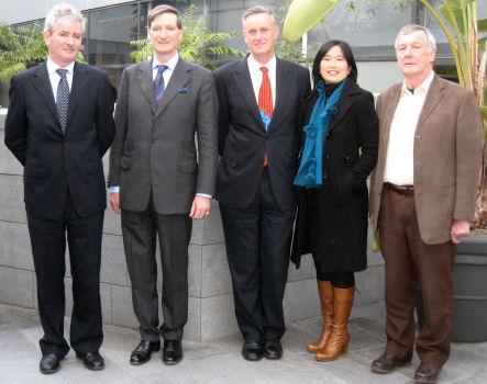 UK AG visit