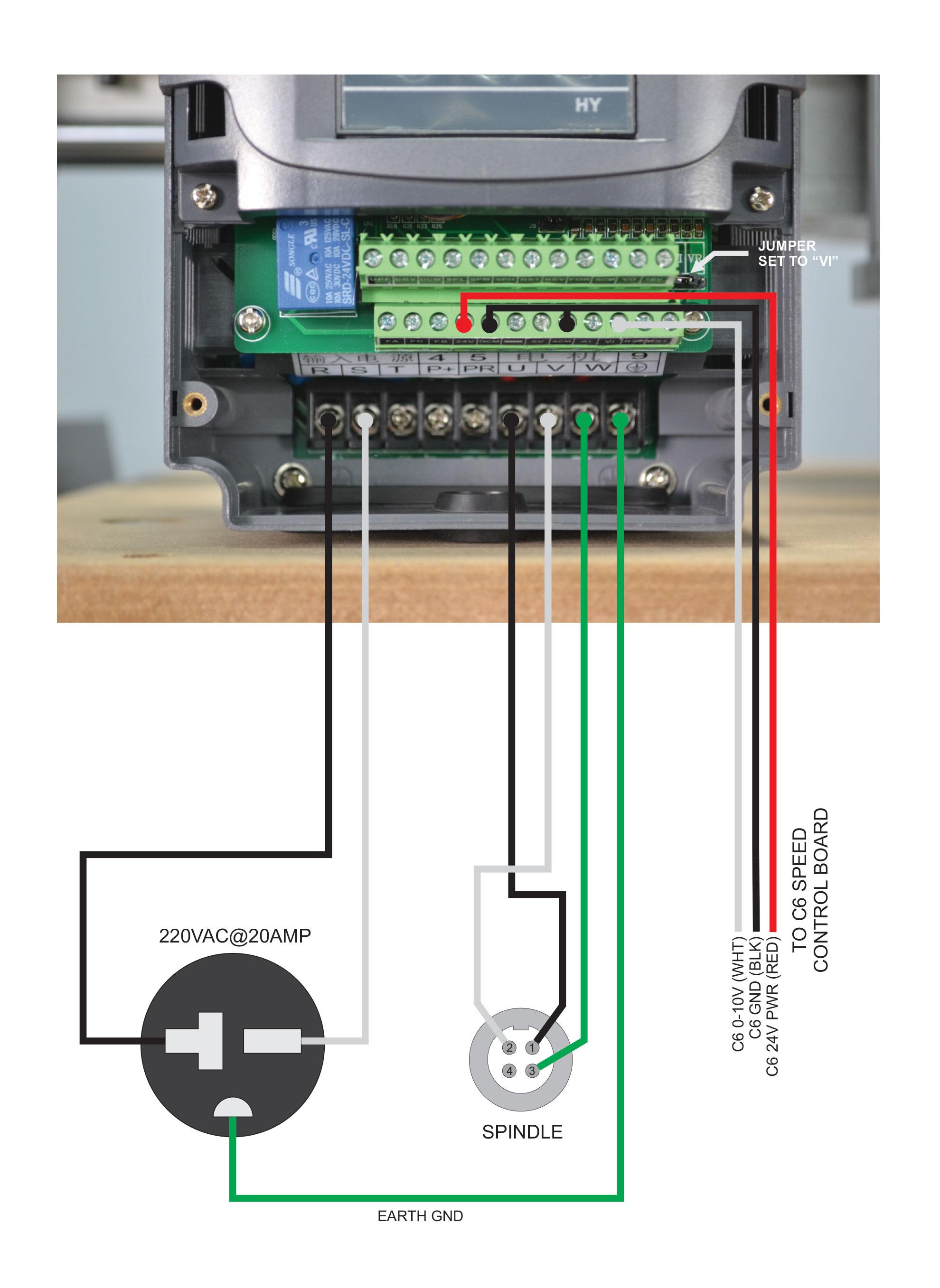Vfd Wiring Diagram : wiring, diagram, File:VFD, Wiring, Diagram.jpg, PROBOTIX
