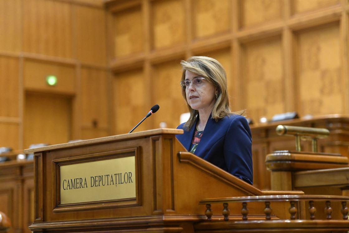 Parlamentar la raport: Antoneta Ioniță, deputat PNL de Brăila