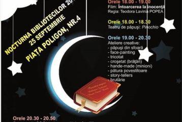 Noaptea Bibliotecilor 2015