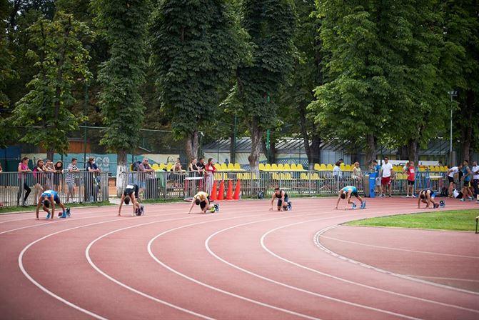 Șase clasări pe podium pentru atleții brăileni la primul concurs după perioada de izolare