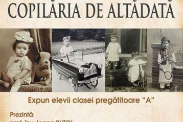Copilaria de altadata in imagini de colectie