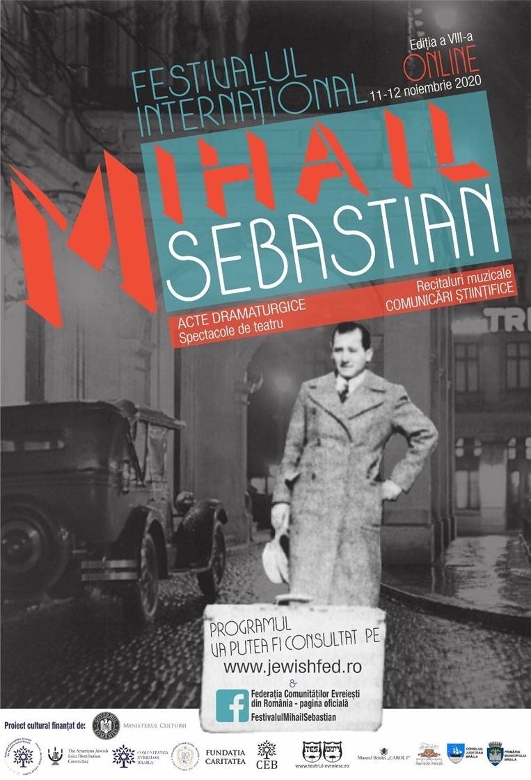"Festivalul Internațional ""Mihail Sebastian"" ediție on-line"